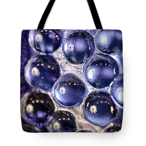 Grapes Of Glass Tote Bag by Omaste Witkowski