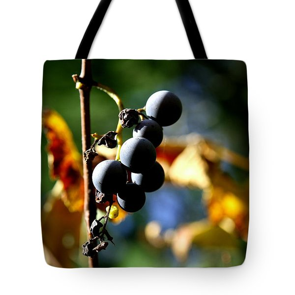 Grapes On The Vine No.2 Tote Bag by Neal Eslinger
