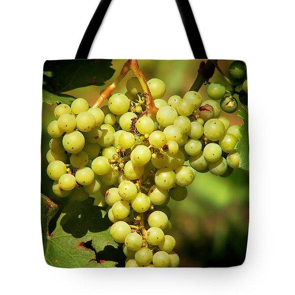 Grapes - Yummy And Healthy Tote Bag
