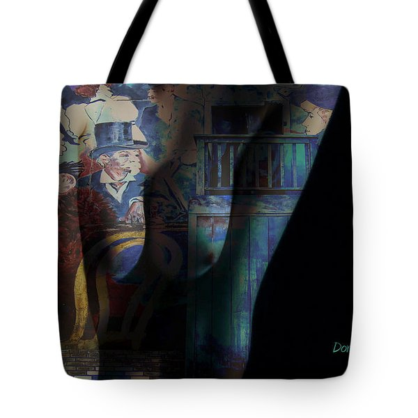 Graphic Artist Tote Bag