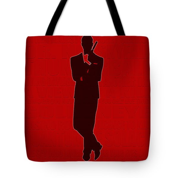 Graphic Bond 3 Tote Bag