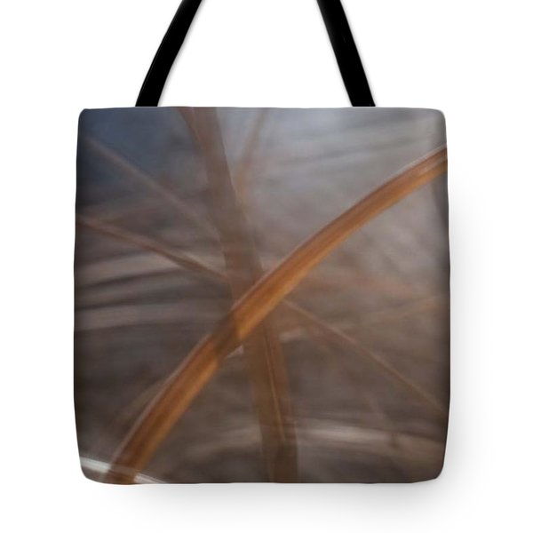 Grass - Abstract 1 Tote Bag