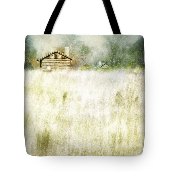Grasslands Tote Bag
