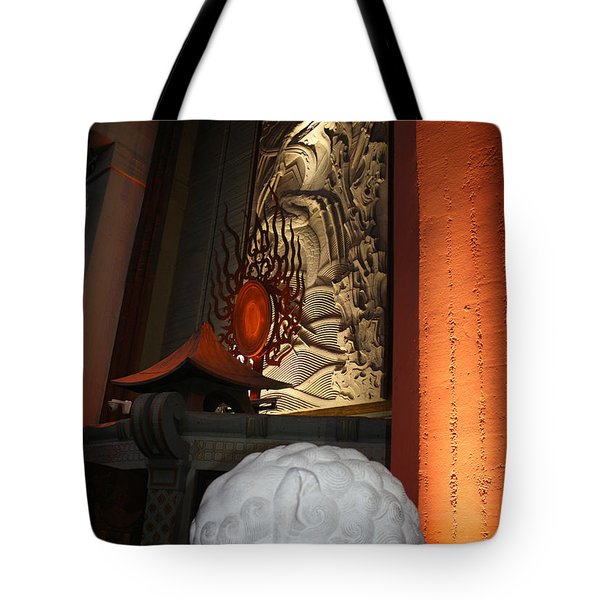 Grauman's Chinese Theatre Tote Bag