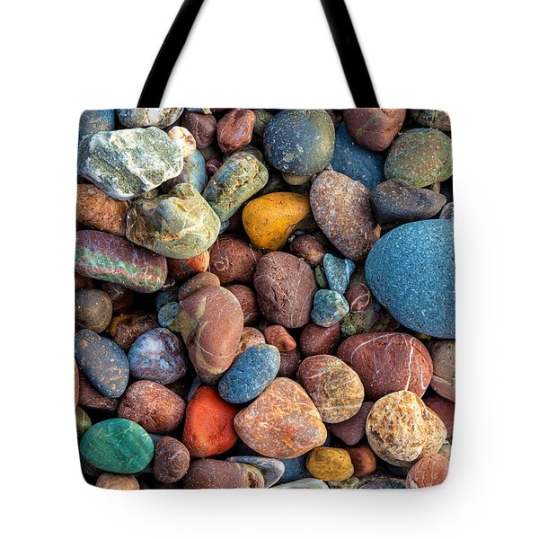 Gravels Tote Bag