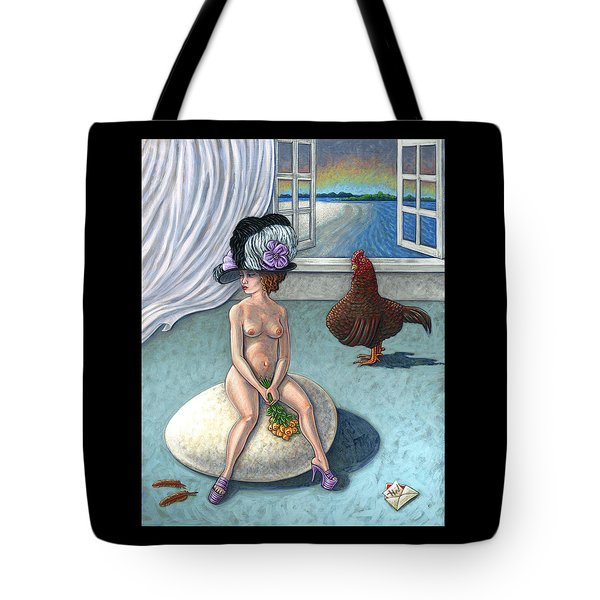 Gravidity Tote Bag by Holly Wood