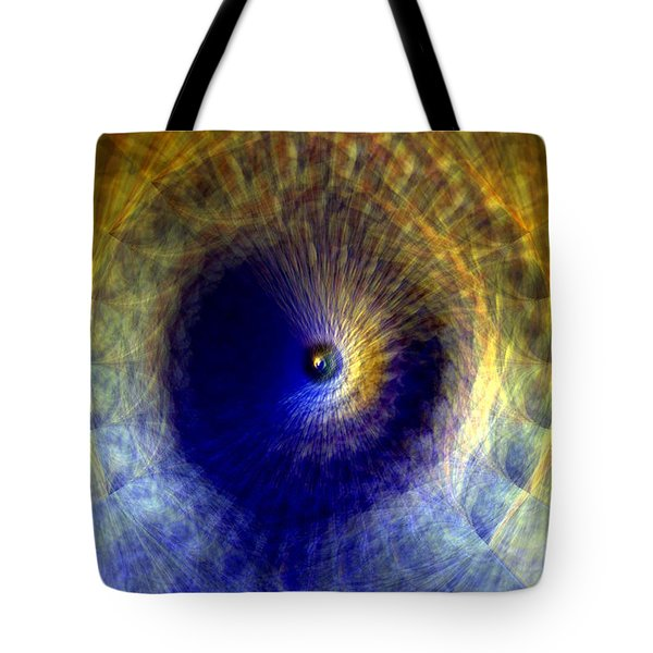 Gravitation Tote Bag