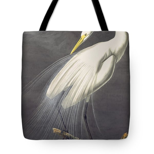 Great Egret  Tote Bag by Celestial Images