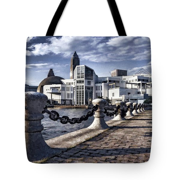 Great Lakes Science Center - Cleveland Ohio - 1 Tote Bag