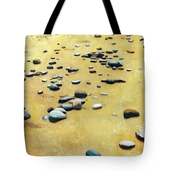 Great Lakes Triptych 2 Tote Bag