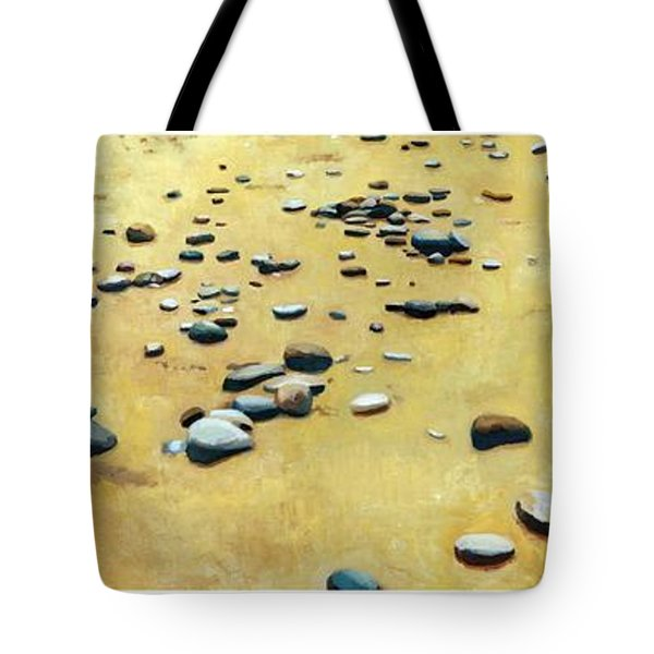 Great Lakes Triptych Tote Bag