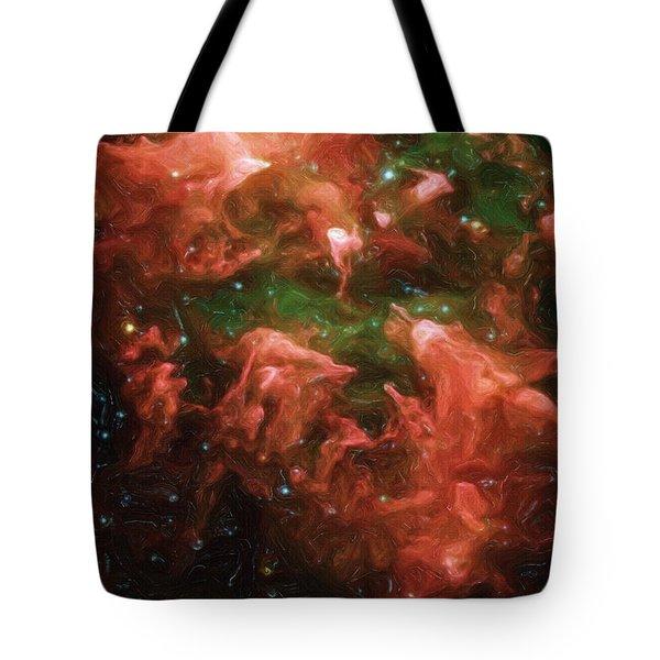 Great Nebula In Carina Tote Bag