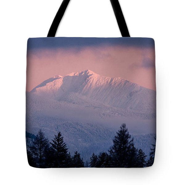 Tote Bag featuring the photograph Great Northern by Jack Bell