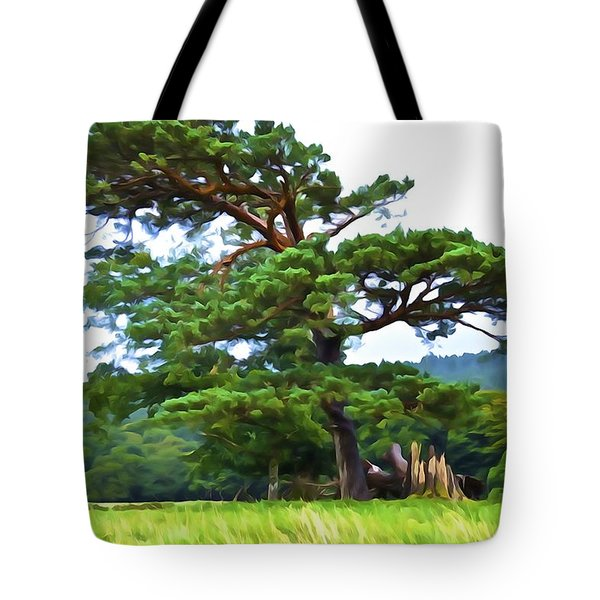Great Pine Tote Bag