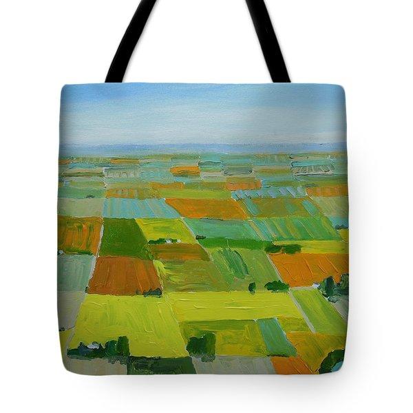 Great Plains Tote Bag