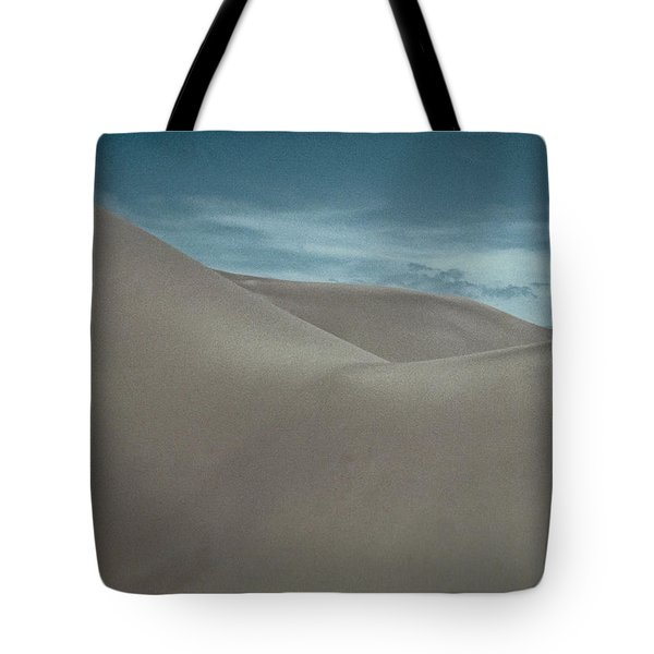 Tote Bag featuring the photograph Great Sand Dunes by Don Schwartz