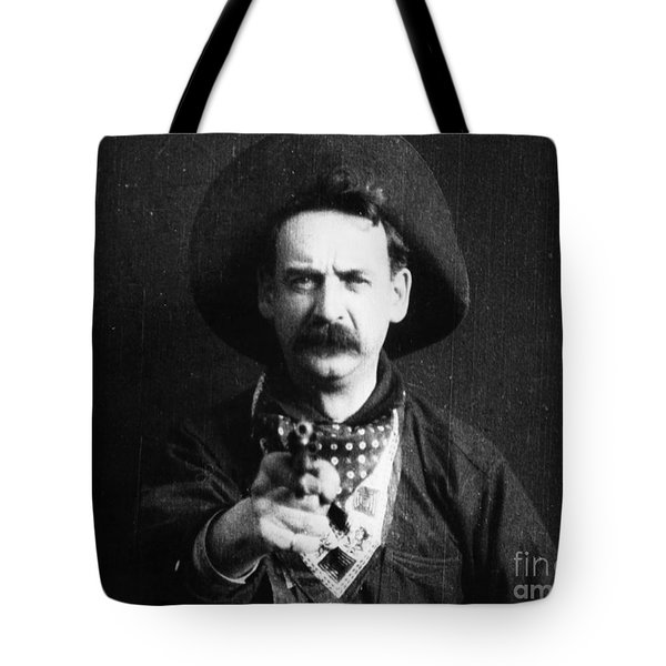 Great Train Robbery 1903 Tote Bag by Granger