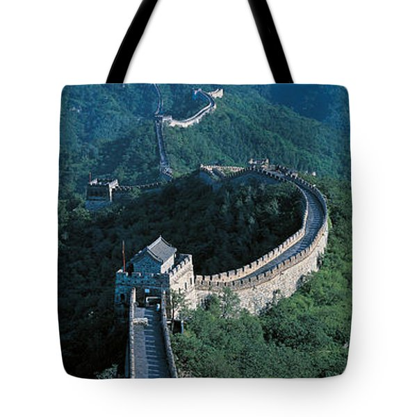 Great Wall Of China Beijing China Tote Bag