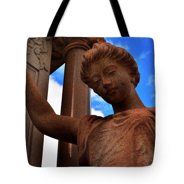 Grecian Goddes  Tote Bag