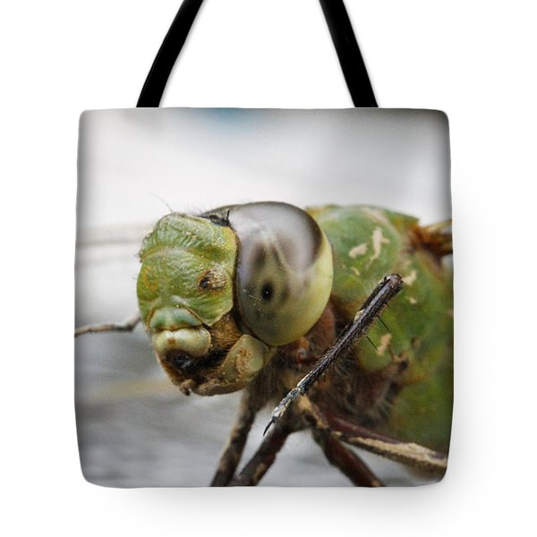 Green Dragon  Tote Bag by Shoal Hollingsworth