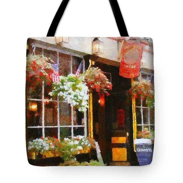 Green Dragon Tavern Tote Bag