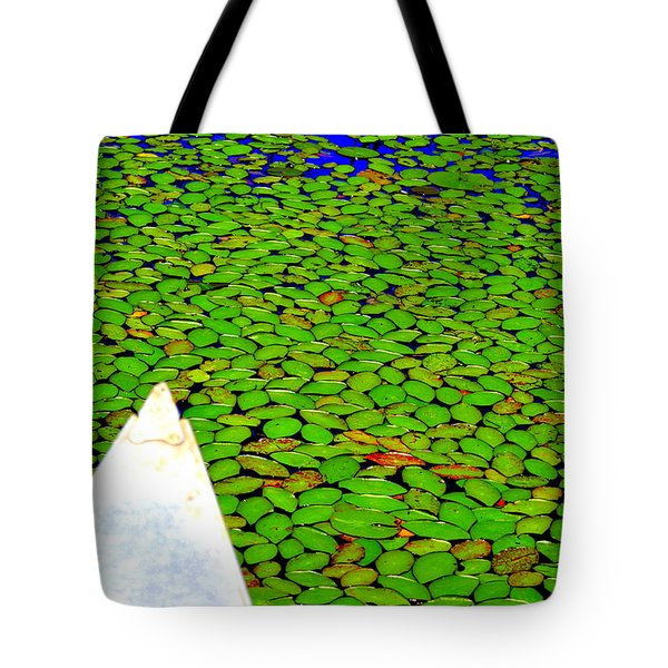 Green Dream Tote Bag