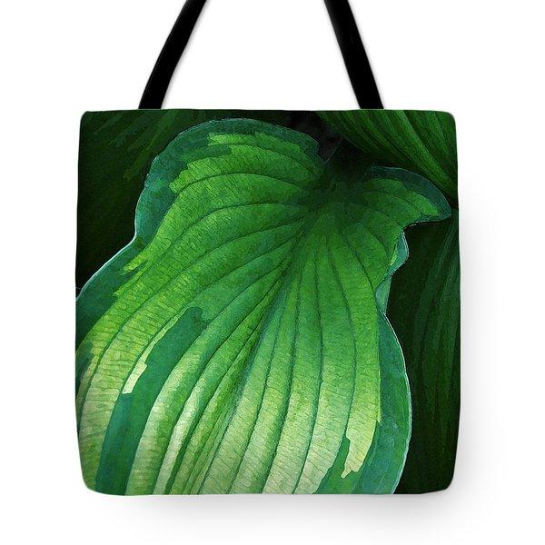Green Envy Tote Bag