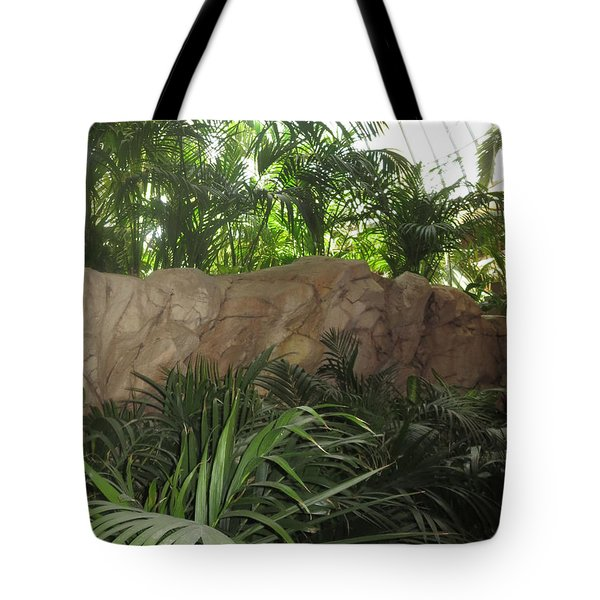 Tote Bag featuring the photograph Green Interiors Vegas Casinos Resorts Hotels by Navin Joshi