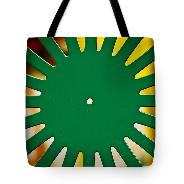 Green Memorial Union Chair Tote Bag