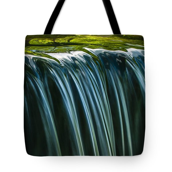 Tote Bag featuring the photograph Green by Muhie Kanawati