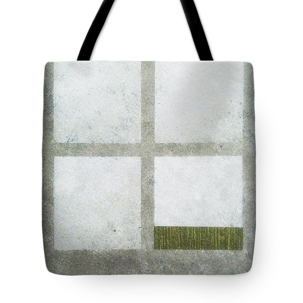 Green Painting 1 Tote Bag