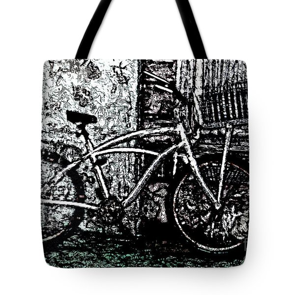 Green Park Way Tote Bag