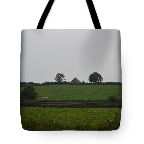 Green Pastures Tote Bag