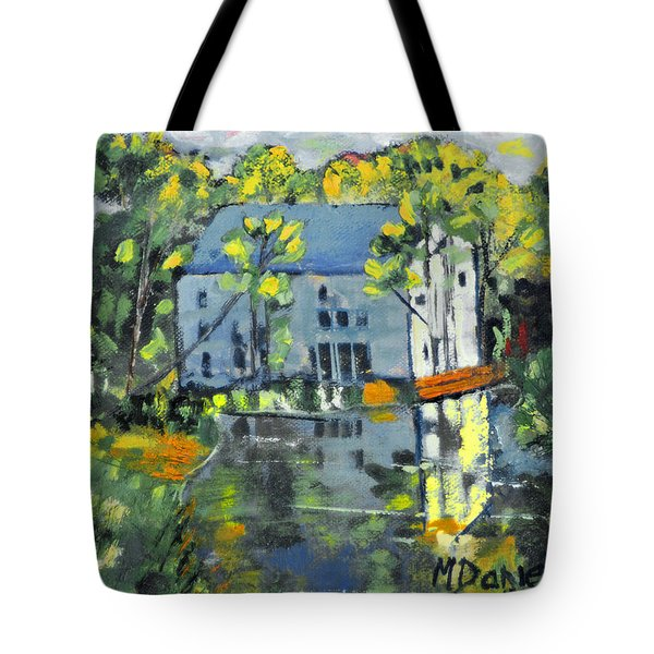 Green Township Mill House Tote Bag