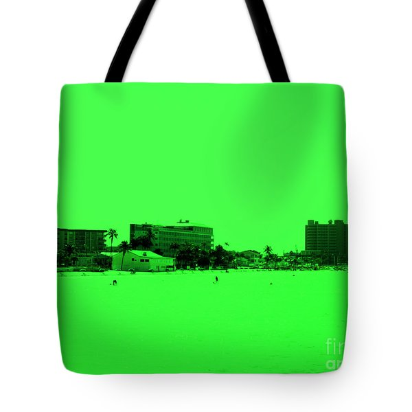Green View. Special... Tote Bag