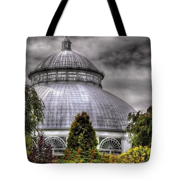 Greenhouse - The Observatory Tote Bag by Mike Savad
