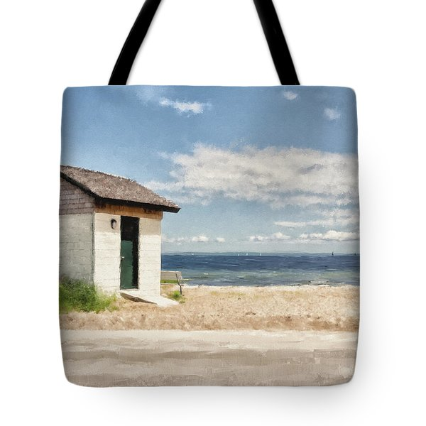 Greenwich Point Tote Bag