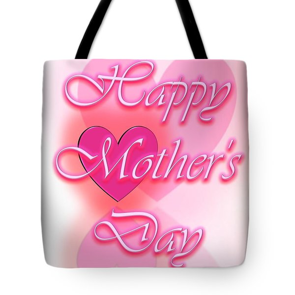 Tote Bag featuring the digital art Greeting Cards For Mothers 3 by Cyril Maza