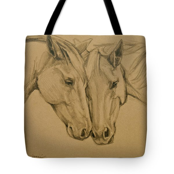 Greetings Friend Tote Bag