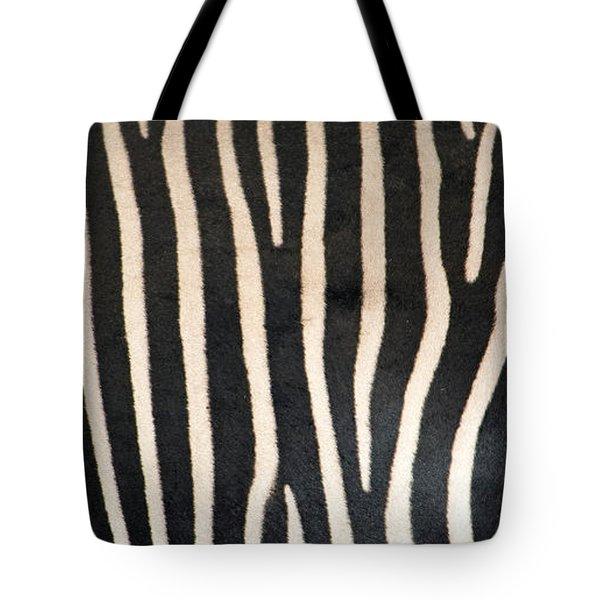 Greveys Zebra Stripes Tote Bag