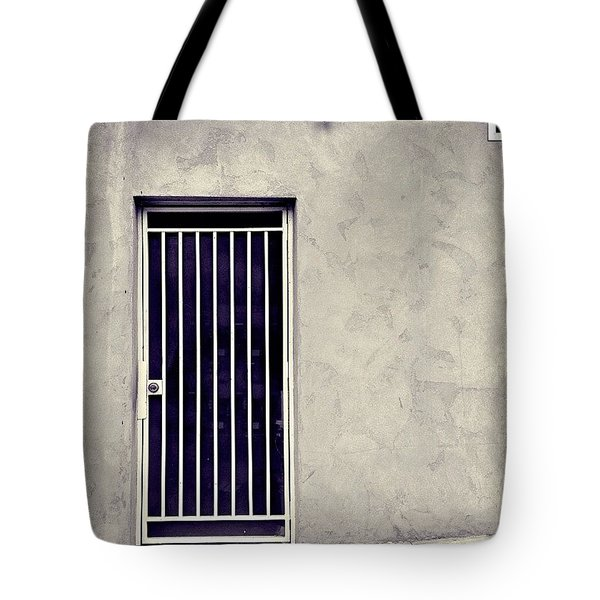 Grey Gate Tote Bag