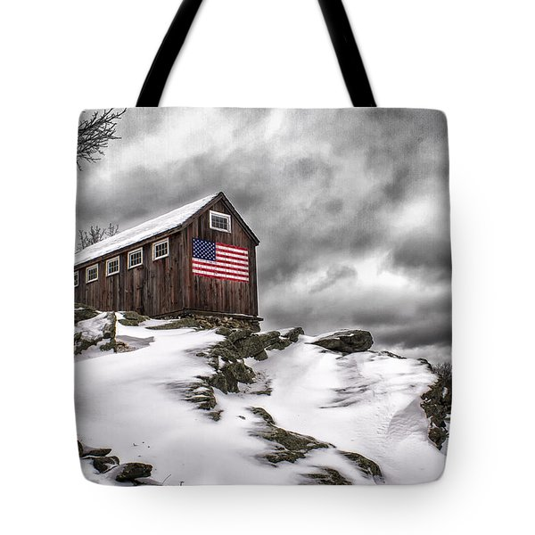 Greyledge Farm After The Storm Tote Bag