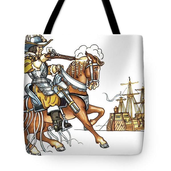 Grimm: Faithful John Tote Bag by Granger