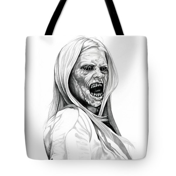 Grimm Hexenbiest Tote Bag by Fred Larucci