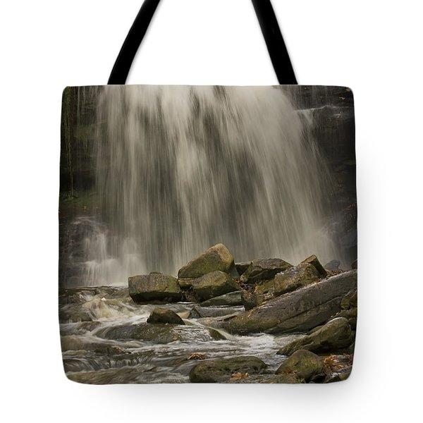Grindstone Falls Tote Bag