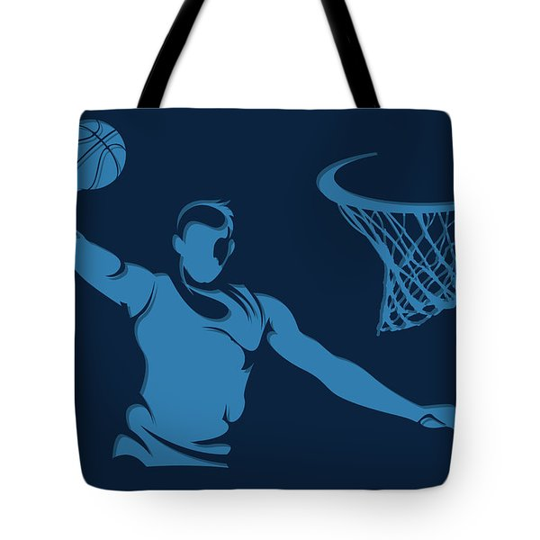 Grizzlies Shadow Player1 Tote Bag
