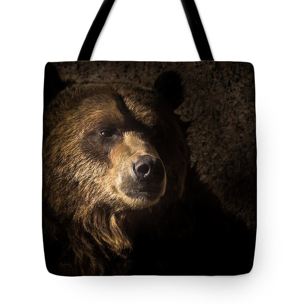 Grizzly 2 Tote Bag