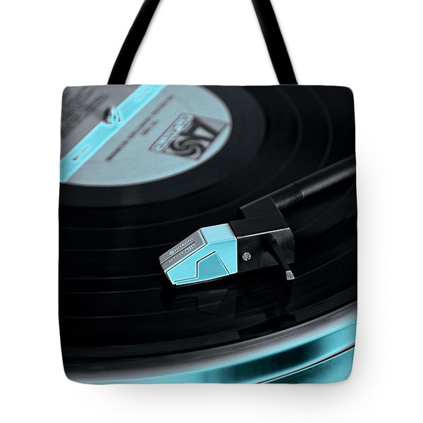 Groovy Baby Tote Bag by Pennie  McCracken