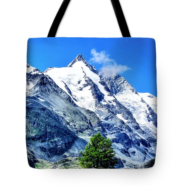Grossglockner Tote Bag by Andreas Thust