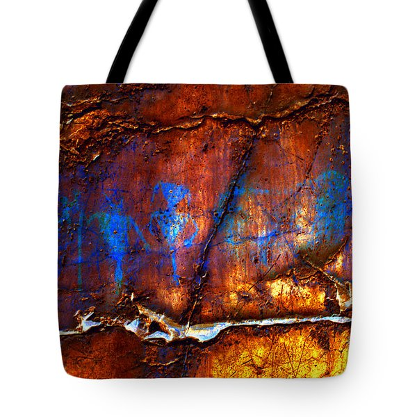 Grotto Hunt Tote Bag